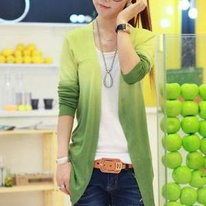 Fashion Long Sleeve s Grandualy Cha..