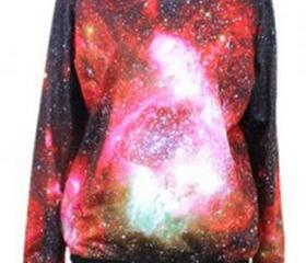 Starry O Neck Long S..