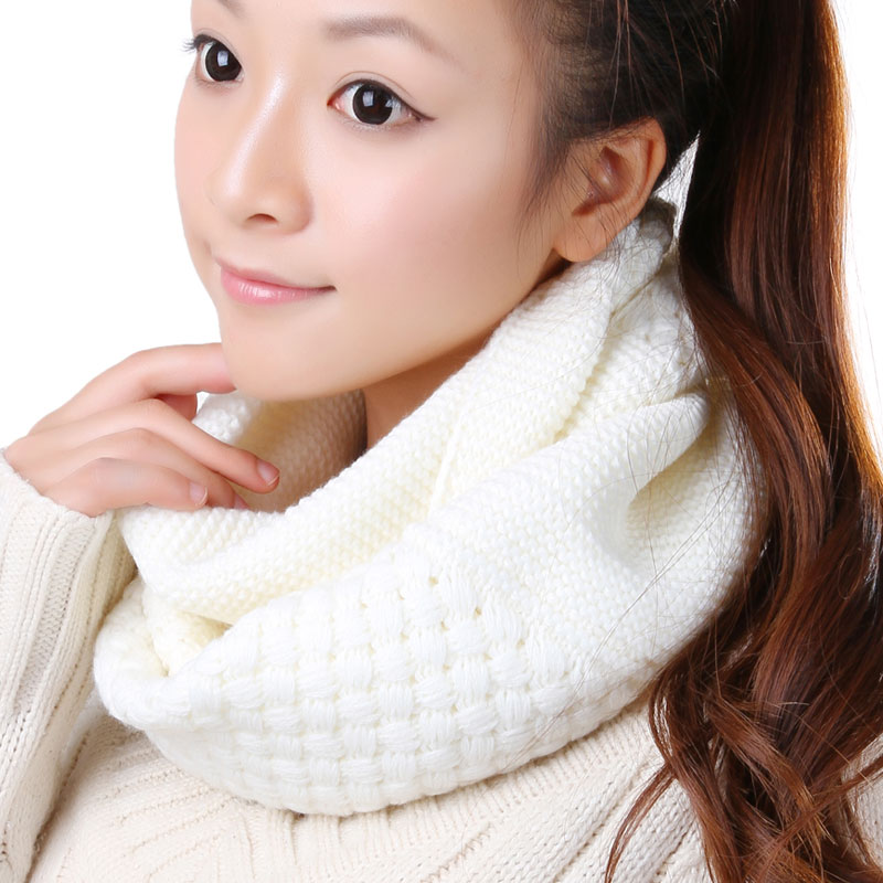 Free Shipping New Fashion Style Winter Knitted Scarves