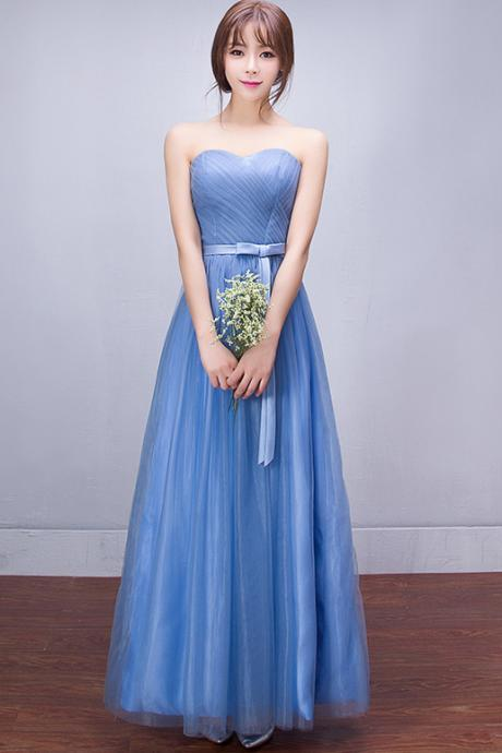 Fashion Designer Sleeveless Party Dress Bridesmaid Dresses