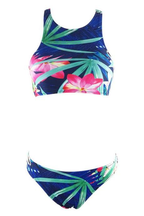 Sexy Digital Print Swimsuit